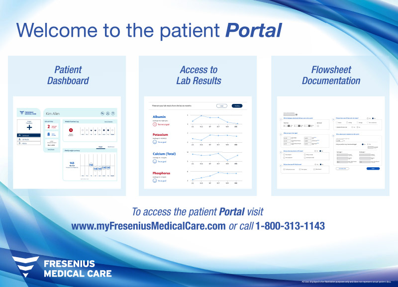 Fresenius Medical Care Tradeshow Graphics