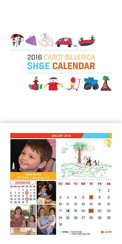 Cabot Calendar
